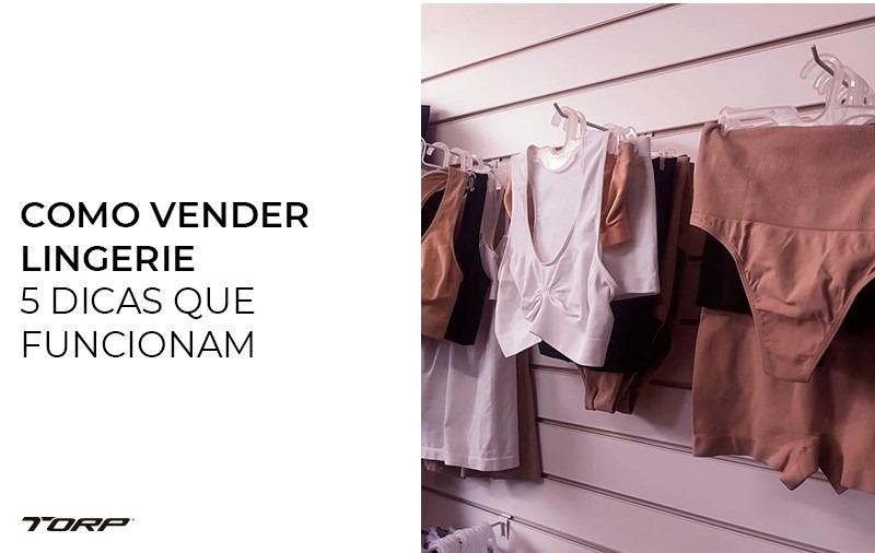 como vender lingerie