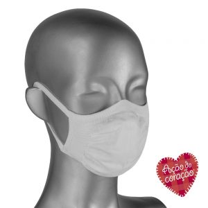 máscara lavável bacteriostática ANTIBACTERIANA TORP